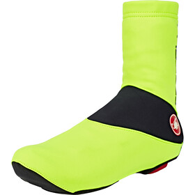 Castelli Evo Shoescovers yellow fluo